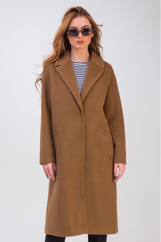 Пальто-халат «Крус» кэмел