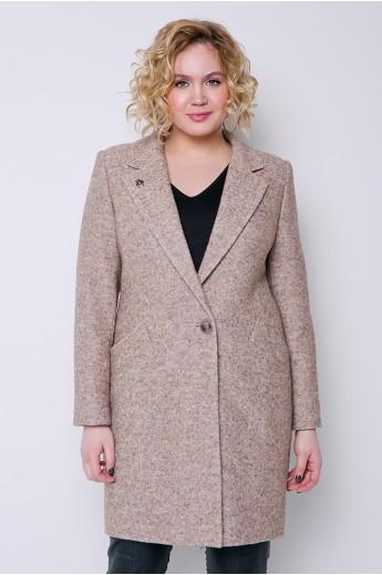 c26bcf7dd13 Пальто больших размеров в Украине. Купить демисезонные