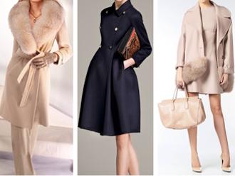 Как выбрать пальто по типу фигуры