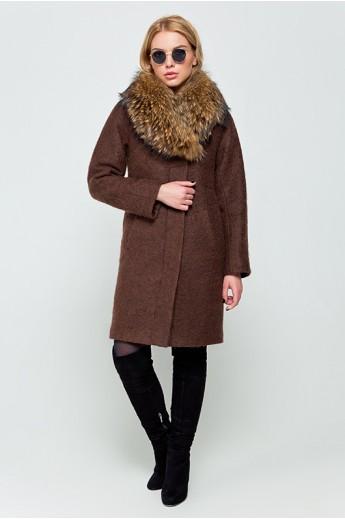 """Зимнее пальто """"Эрика"""""""